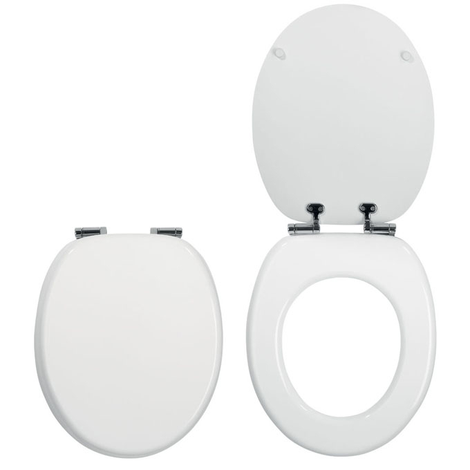 soft close toilet seat fitting instructions