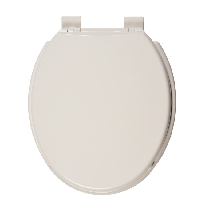 Celmac FAMILY Toilet Seat  Cover Wirquin Pro Sanitary - Blue soft close toilet seat