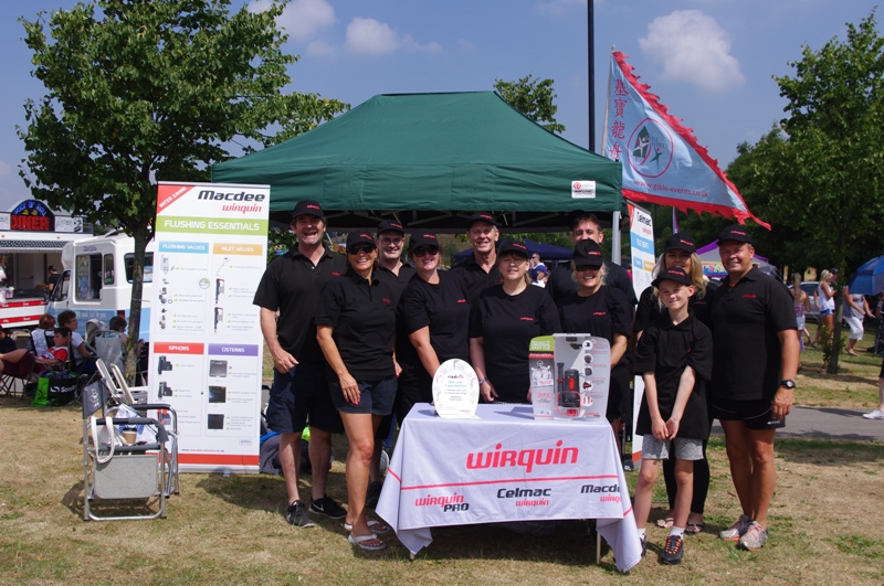 Wirquin raise funds for Children's Hospital