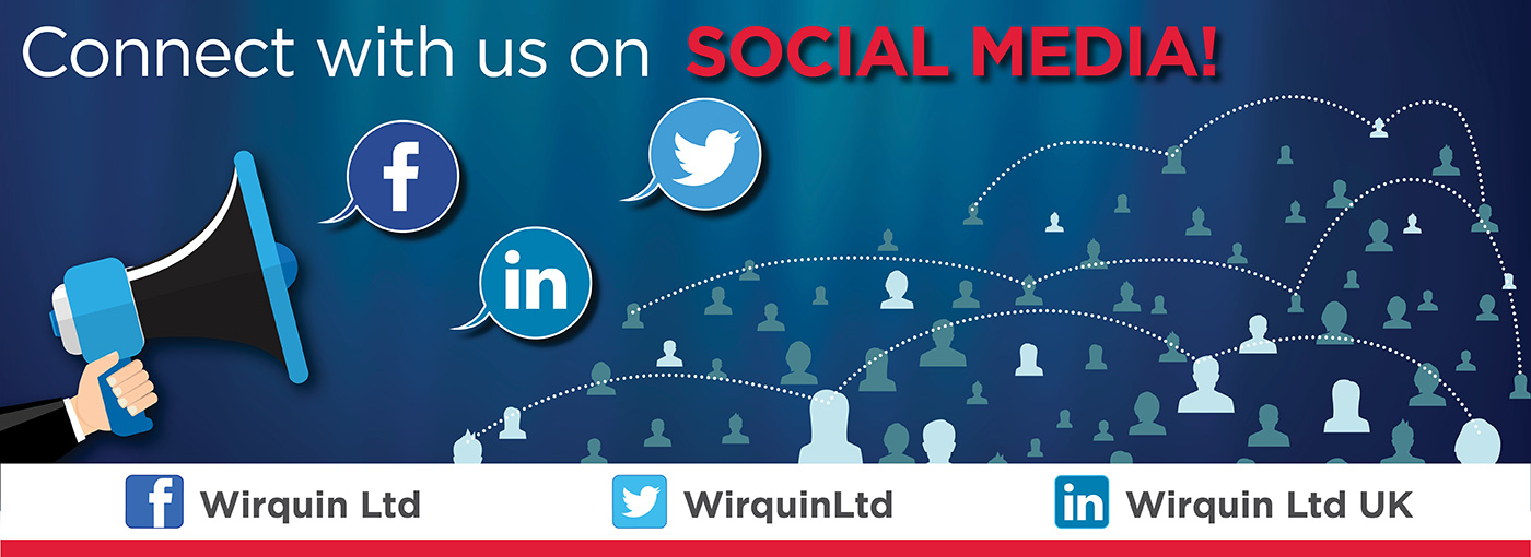 Wirquin Ltd are on social media!